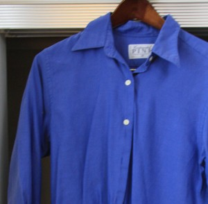 Blue Thomas Pink shirt
