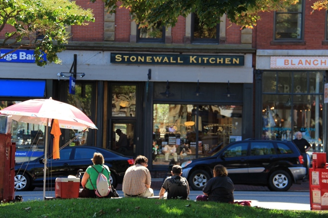 Stonewall kitchen store