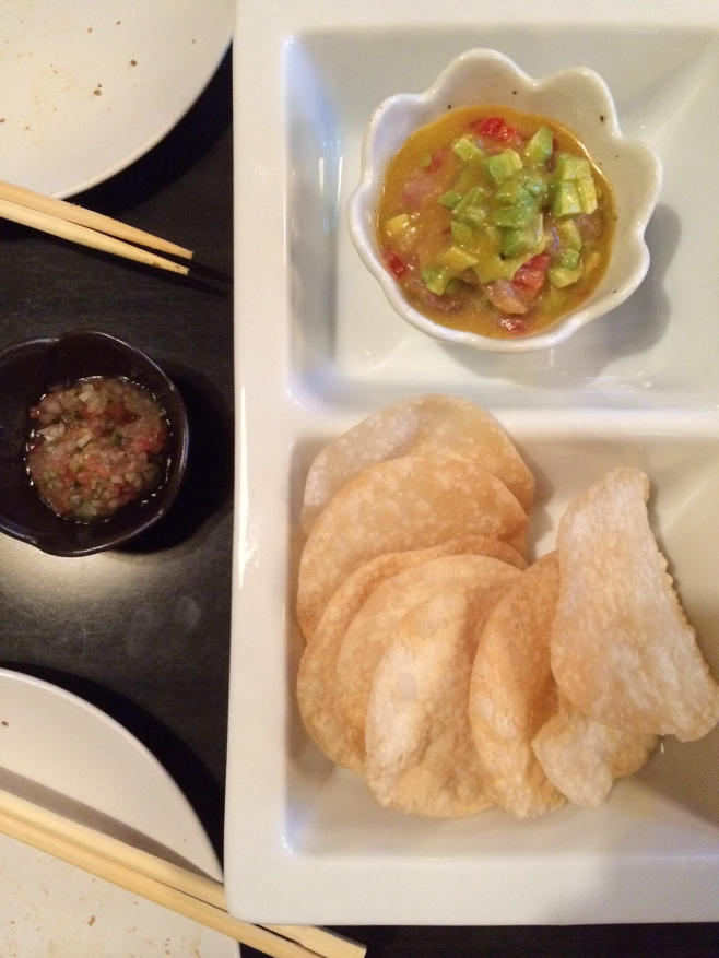 Asian salsa