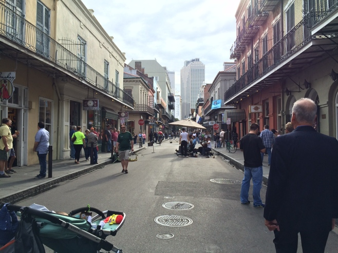 Streets of New Orleans