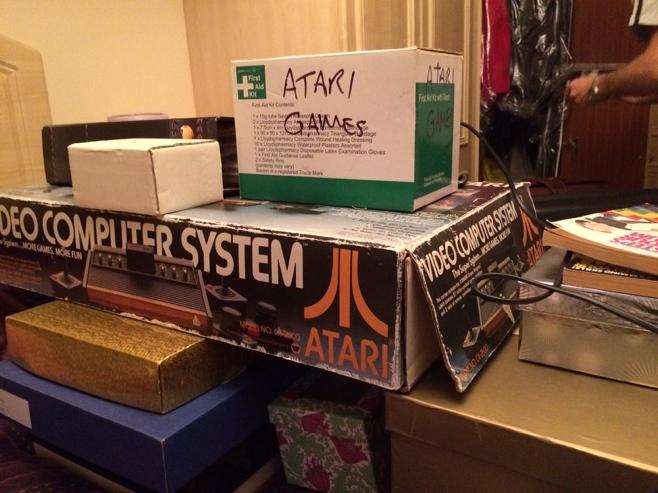 Atari games