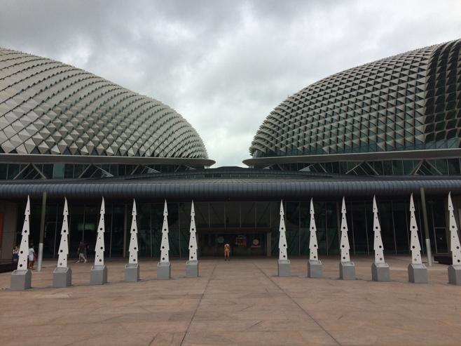 Singapore arts center