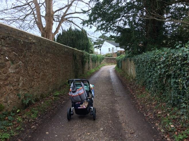 Strolling through Sevenoaks lanes