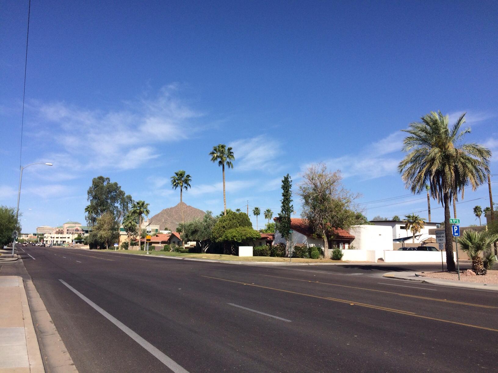 Scottsdale road