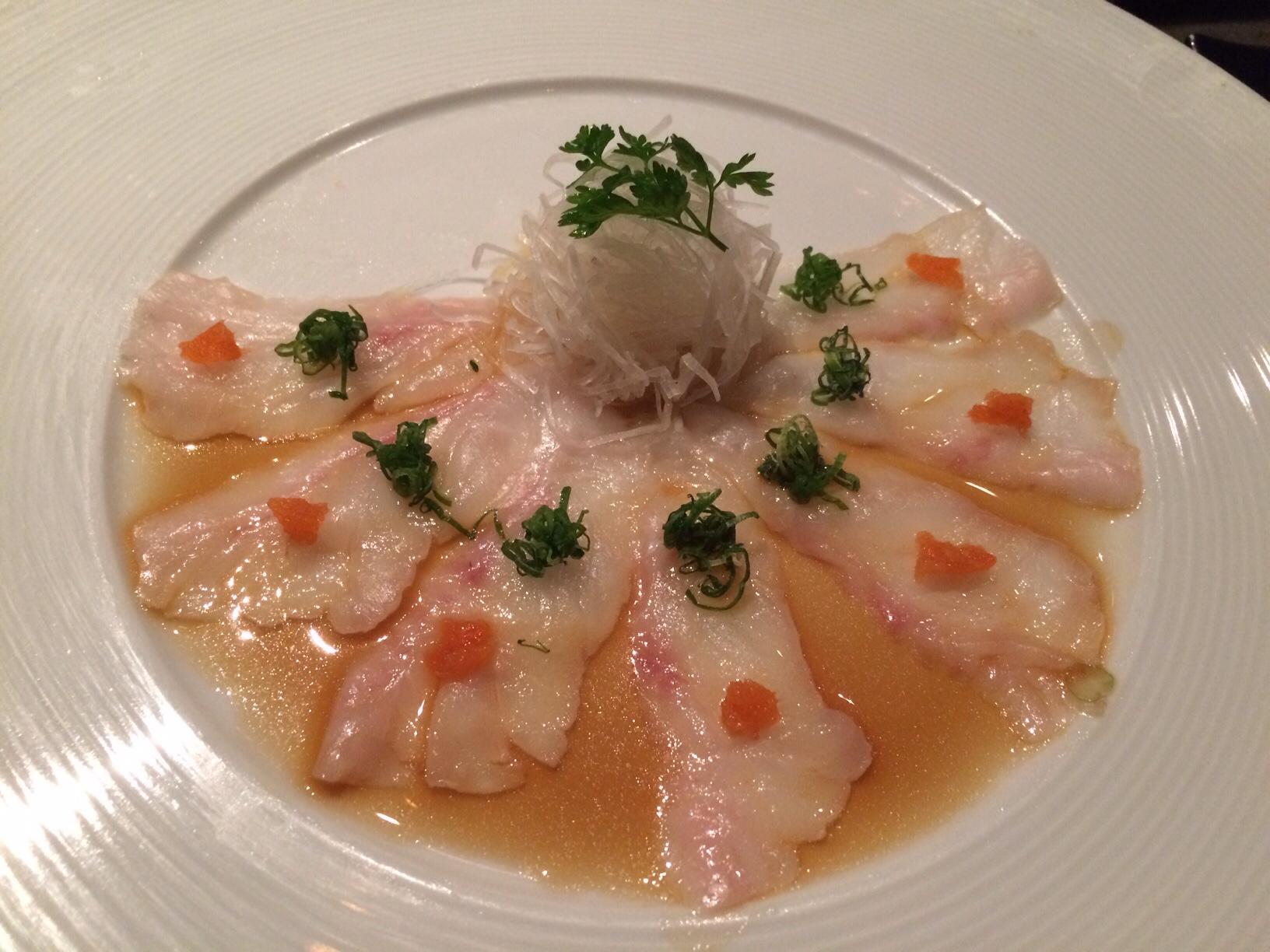 Sashimi more